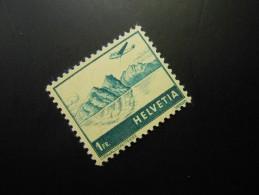CH ZNr.32   1Fr.**MNH  Flugpost  1941 - Unused Stamps