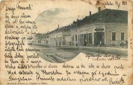 /! 4119 - CPA/CPSM - Yougoslavie : Sisak - Pozdrav Iz Siska : Ladjarska Ulica - Joegoslavië