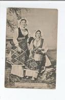 VOLKSTRACHT DER UMGEBUNG  VON NISCH 14 035        1911 - Serbie