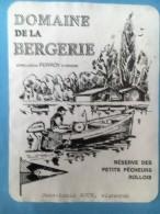 1389 - Suisse Vaud  Domaine De La Bergerie Réserve Des Petits Pêcheurs Rollois - Etiquettes