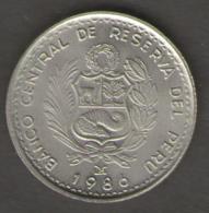 PERU 1 INTI 1986 - Perú