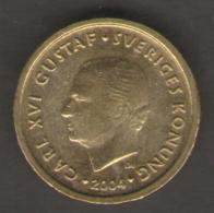 SVEZIA 10 KRONOR 2004 - Svezia