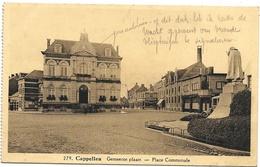 Cappellen NA3: Gemeente Plaats 1940 - Kapellen