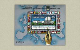 Hungary 1985. EUROPA Sheet MNH (**) Michel: Block 179A / 5 EUR - Ungarn