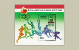 Hungary 1985. Hungarian Olimpic Team Sheet MNH (**) Michel: Block 175A / 5.50 EUR - Ungarn