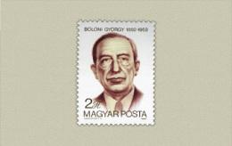 Hungary 1982. György Bölöni Stamp MNH (**) Michel: 3578 / 0.50 EUR - Ungarn