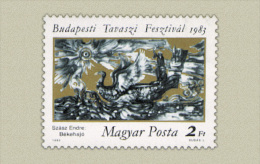 Hungary 1983. Spring Festival Stamp MNH (**) Michel: 3597 / 0.50 EUR - Ungarn