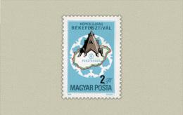 Hungary 1984. Peace Congress Stamp MNH (**) Michel: 3690 / 0.50 EUR - Ungarn