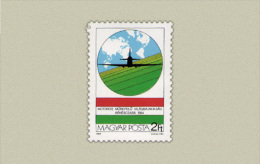 Hungary 1984. Aviation Stamp MNH (**) Michel: 3691 / 0.50 EUR - Ungebraucht