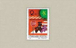 Hungary 1982. Happy New Year Stamp MNH (**) Michel: 3594 / 0.50 EUR - Ungarn
