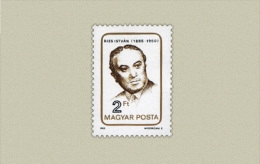 Hungary 1985. István Ries Stamp MNH (**) Michel: 3796 / 0.50 EUR - Ungebraucht