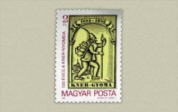 Hungary 1982. Kner Druck Stamp MNH (**) Michel: 3574 / 0.50 EUR - Ungarn