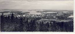 FINLAND - KUOPIO, Näkymä Puijolta,  Panorama,  Special Format - Finlande