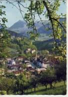 FELDKIRCH Mit Gurtisspitze , Panorama - Feldkirch