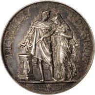 France, Medal, Médaille De Mariage, Religions & Beliefs, 1911, Petit, TTB+ - France