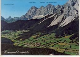 RAMSAU - Dachstein,  Luftbild, Flugaufnahme - Ramsau Am Dachstein