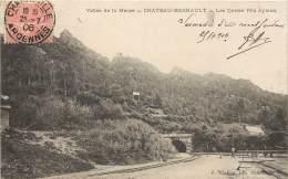 CHATEAU REGNAULT . LES QUATRES FILS AYMON . VALLEE DE LA MEUSE . - Andere Gemeenten