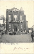 Gembloux NA13: Hôtel De Ville 1904 - Gembloux