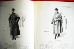 Catalogue  Vêtements Caoutchoutés Pour Hommes Et Dames - Du  1er Février 1914 - 1900-1940