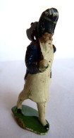 Figurine RF ROBERT FISHER INFANTERIE GROGNARD Avec Hache - SOLDAT EMPIRE - Starlux
