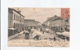 ST PALAIS (B P) 150  RUE THIERS (MARCHE ANIME) - Saint Palais