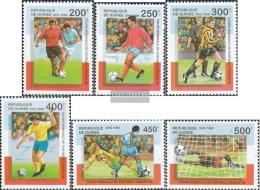 Guinea 1835-1840 (completa Edizione) MNH 1998 Calcio-WM 1998 In Francia - Guinea (1958-...)