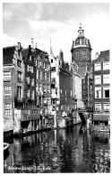 [DC3038] CPA - OLANDA PAESI BASSI - AMSTERDAM - O. Z. KOLK PARTE VECCHIA DELLA CITTA' - Non Viaggiata - Old Postcard - Amsterdam