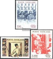 Vatikanstadt 949-951 (complete Issue) Unmounted Mint / Never Hinged 1988 Paolo Veronese - Vatican