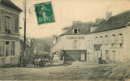 Dép 91 - Orsay - La Rue Boursier - état - Orsay