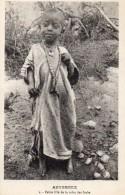 67Sm   Ethiopie Abyssinie Fillette De La Tribu Des Irobs En TBE - Ethiopia
