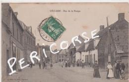 59  Lécluse  Rue De La Pompe - Andere Gemeenten