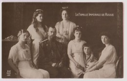 De Russische Tsaar En Zijn Gezin - Personnages