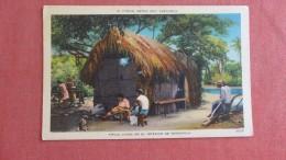 > Venezuela   Native Hut       Ref  2298 - Venezuela