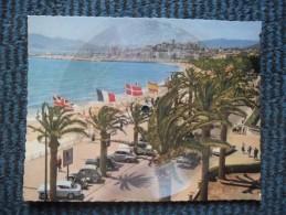 PHONOSCOPE De 1958 Carte Disque 45 Tours - CANNES -  Musique Ferdinando Albano - Tu N'as Pas Trés Bon Caractère - Ediciones Limitadas