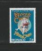 Monaco Timbres De 1991  Neufs**  N°1753 - Nuovi