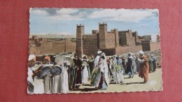 Et Types Casbah D'El Kajaa   Morocco > Stamps & Cancel  ==  ======= == Ref  2298 - Morocco