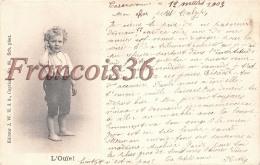 Les Cinq Sens - L'Ouïe - Enfant 1903 - Enfants