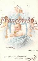 Illustration Bébé Bébés Baby Babies Ange Angel - Enfants