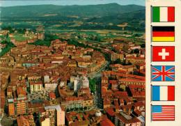 ACQUI  TERME (AL)   PANORAMA  AEREO        (VIAGGIATA) - Italia
