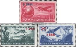 Rumänien A1363-1363-1364 (completa Edizione) MNH 1952 Stampa Edizione-Airmail - 1948-.... Republiken