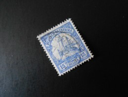 D.R.Mi 33b  15H Deutsche Kolonien ( Deutsch-Ostafrika ) 1908 - Colonia: Africa Oriental