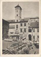 CZ.- BRNO, ZEMSKE MUSEUM. Biskupsky Dvur - S Gotickou Kapli Ve Vezi.. 2 Scans. - Museum