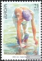 Belgien 3039 (completa Edizione) MNH 2001 Acqua - België