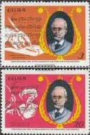 Kuba 1616-1617 (completa Edizione) MNH 1970 Perucho Figuerdo - Kuba