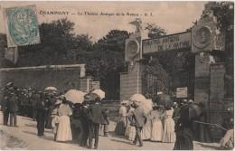 CPA 94 Champigny - Le Théâtre Antique De La Nature - Champigny Sur Marne