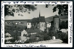Sternberg Schloss, 10.7.1933, Sternberk, Nach Bad Gleichenberg (Österreich) - Tchéquie