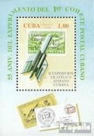 Cuba Bloc 138 (complète.Edition.) Neuf Avec Gomme Originale 1994 Exposition Philatélique - Cuba