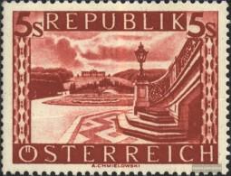 Österreich 770I Gestempelt 1945 Landschaften - 1918-1945 1ère République