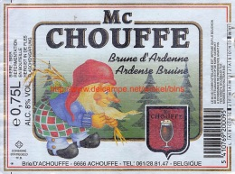 McChouffe 1996 Brasserie D'Achouffe - Beer