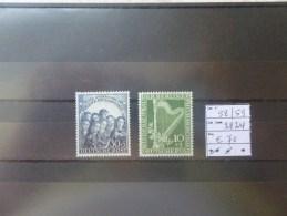 Allemagne Berlin 58/59  A Charnieres - [5] Berlin